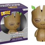 Introducing Vinyl Sugar Dorbz + Guardians of the Galaxy Figures!