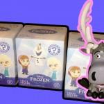 Disney Frozen Mystery Minis(part3) Blind Bag Mystery