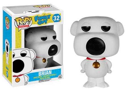 Family Guy Brian