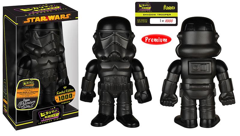 Shadow Trooper Hikari Premium Sofubi Figure