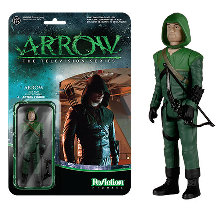 Arrow Funko ReAction figure