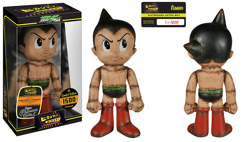 Hikari Friday Distressed Astro Boy