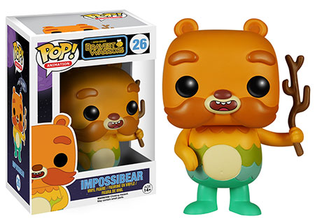 Bravest Warriors Impossibear