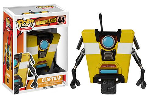 Claptrap Borderlands Pop!