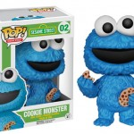 Coming Soon Pop! Television: Sesame Street Vinyl Figures