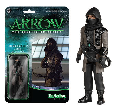 Dark Archer Funko ReAction figure.