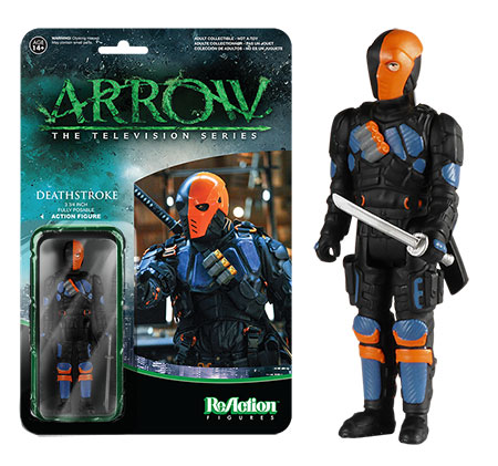 Deathstroke Funko ReAction figure