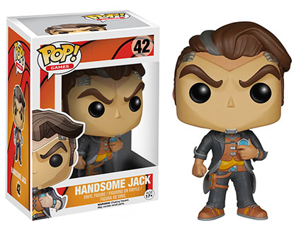 Handsome Jack Borderlands Pop!