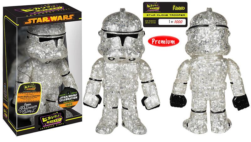 Hikari Exclusive Star Clone Trooper
