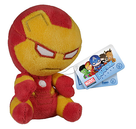 Iron man mopeez