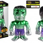 Hikari Friday Distressed Astro Boy & Entertainment Earth Metallic Hulk Giveaway