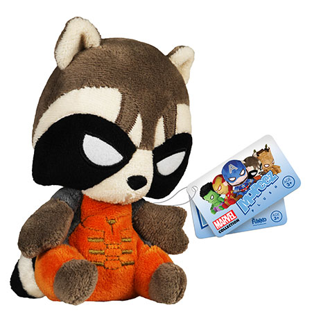 Rocket Raccoon Mopeez.