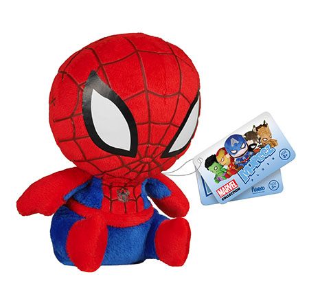 Spiderman Mopeez