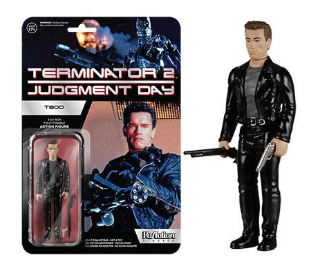 Terminator Funko ReAction figure