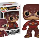 The Flash Pop! and ReAction figures are Coming Soon