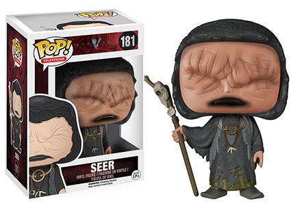 Vikings Seer Pop! vinyl figure.