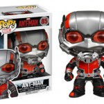 Funko Announces Ant-Man Pop! & Wacky Wobblers