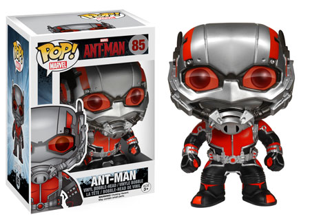 Ant-Man Funko Pop vinyl figure