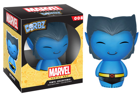 Beast Dorbz by Vinyl Sugar