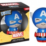 Classic Marvel Dorbz Series 1 Figures Announced!