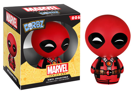 Deadpool Dorbz by Vinyl Sugar