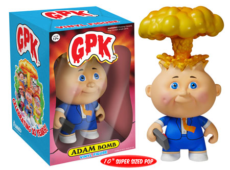 Garbage Pail Kids Adam Bomb Funko Pop