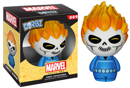 Ghost Rider Dorbz by Vinyl Sugar