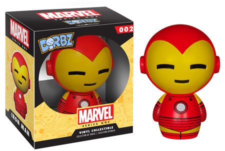 Iron Man Dorbz by Vinyl Sugar