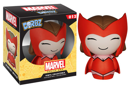 Scarlet Witch Dorbz by Vinyl Sugar