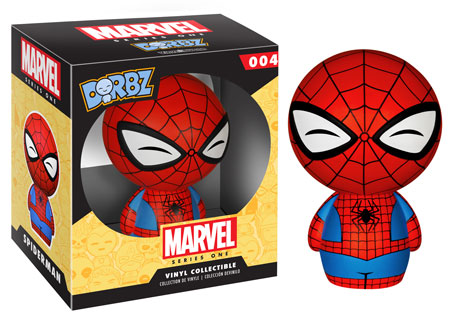 Spiderman Dorbz by Vinyl Sugar