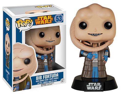 Star Wars Funko Pop! Bib Fortuna