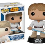 New Classic Pop! Star Wars Vinyl Figures Series!