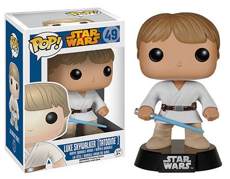 Star Wars Funko Pop! Luke Skywalker (Tatooine)