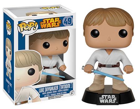 Star Wars Funko Pop! Luke Skywalker (Tatooine)