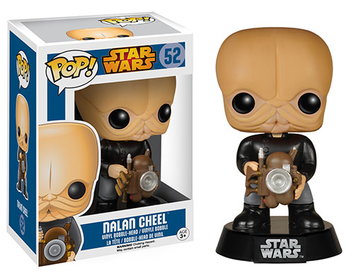 Star Wars Funko Pop! Nalan Cheel