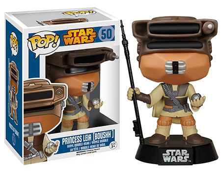 Star Wars Funko Pop! Princess Leia (Boushh)