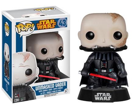 Star Wars Funko Pop! Unmasked Vader