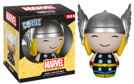 Thor Dorbz by Vinyl Sugar