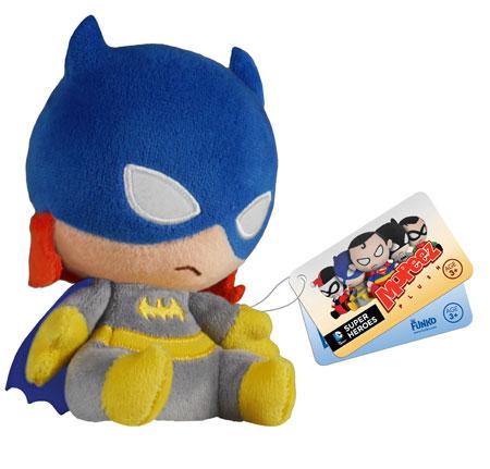 DC Super heroes Batgirl Mopeez