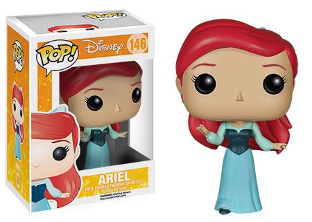 Disney Ariel Funko Pop Vinyl figures