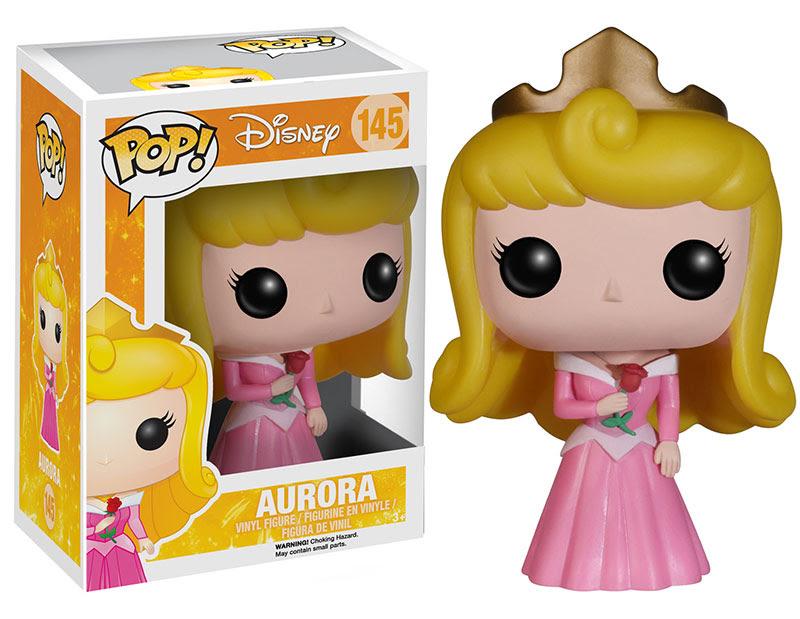 Disney Aurora Funko Pop Vinyl figure
