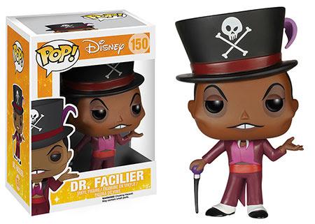 Disney Dr. Facilier Funko Pop Vinyl figures