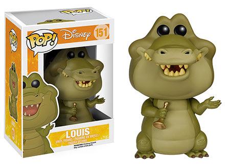 Disney Louis Funko Pop Vinyl figures