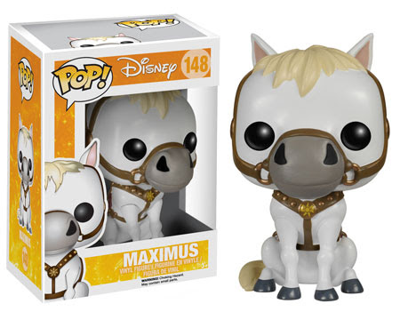 Disney Maximus Funko Pop Vinyl figure.