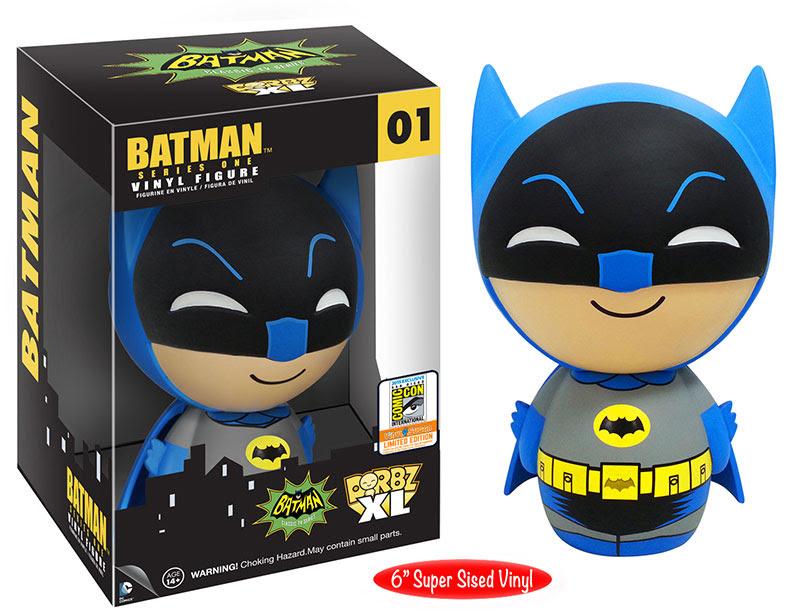 Dorbz XL Batman  6 inch Batman By Vinyl Sugar