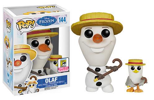 Funko Pop Disney Frozen Barbershop Quartet Olaf