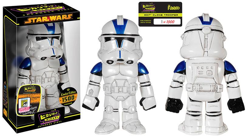 Hikari Star Wars  501st Clone Trooper