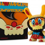 Kidrobot, WuzOne's Collaboration Revealed for SDCC