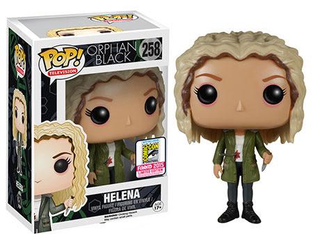 Pop TV Orphan Black  Parka Helena