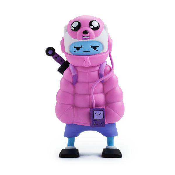 Puff Finn Con Exclusive Colorway 6 inch Medium Figure Kidrobot